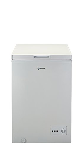 White Knight CF099M 56.5cm Wide 99 Litre Chest Freezer - White