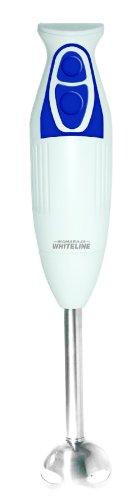 Maharaja Whiteline Hb 2504 250-watt Hand Blender (white And Blue)