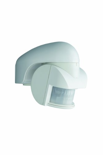 Massive Detector PIR 87098/12/31 - iluminación al aire libre Wall/ceiling, Color blanco, Color blanco...