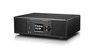 Albrecht DR890 Internet-Radio, inkl. CD-Player, WLAN-Schnittstelle und Bluetooth für Musik-Streaming