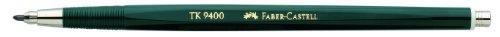 Faber-Castell-139420-Fallminenstift-TK-9400-Minenstrke-2-mm-Hrtegrad-HB-Schaftfarbe-grn