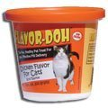 Flavor-Doh Pilling Agent, Chicken Flavor For Cats, 200 grams by Butler Schein Animal Health (Cat-schein)