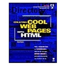 Creating Cool Web Pages With Html/Book and Disk by Taylor, Dave (1995) Paperback
