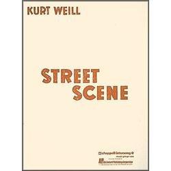 street-scene-vocal-score