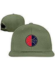 Maryland Terrapins Vs Georgetown Hoyas Basketball Fitted Hats