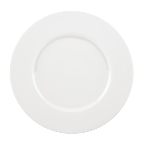 Service Rim Plate (Lenox Simply Fine White Rim Plate 24,1 cm)