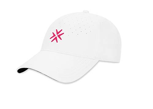 Callaway Damen Baseball Cap Women´s Opti -Vent Weiß (Blanco 5219123) One Size (Herstellergröße: Única) -