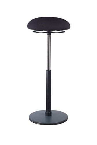 MOIZI M20 Stehhilfe Schwarz 60999 hoch Sitz 58,0-83,0