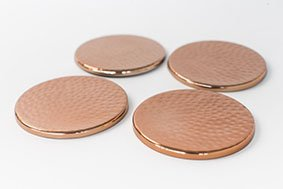 just-slate-copper-coasters-set-of-4