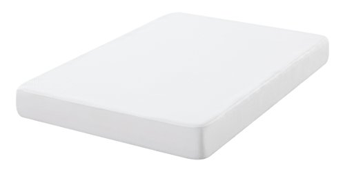 Oasis 25603 - Protector de colchón termorregulador, impermeable y transpirable, 150 x 190/200 cm, color