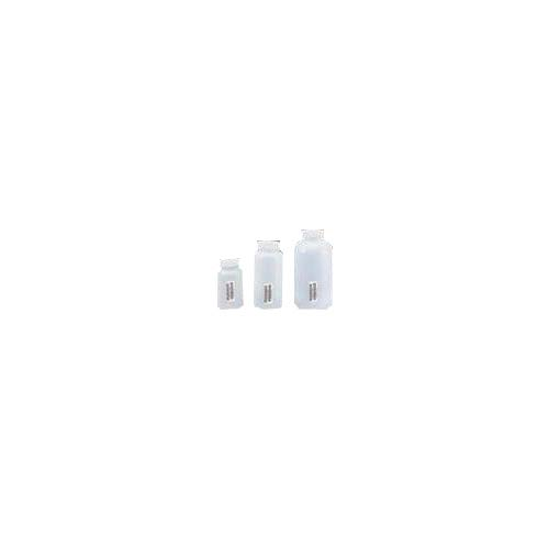 6892ec41d564 I-Chem 112-4000 Wide-Mouth HDPE Packer Jar with Closure, Unprocessed, 4000  ml Volume (Pack of 4)