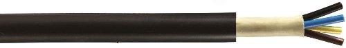 erdkabel pro meter Erdkabel NYY-O 4x10 qmm Preis pro Meter (Lieferung erfolgt in einer Länge)