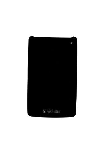 Verbatim MAC 500GB externe Festplatte (6,4 cm (2,5 Zoll), 5400rpm, FW800, USB 3.0) schwarz