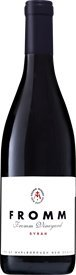 Vineyard Syrah Fromm 75cl (caisse de 6)