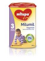 Milupa Milumil 3 - leche de continuación