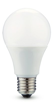'Drop A60' Opening 200° Beam LED Lamp. Network Power Tension.