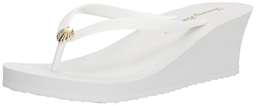 tommy-bahama-womens-whykiki-wedge-solid-flip-flop-white-9-m-us