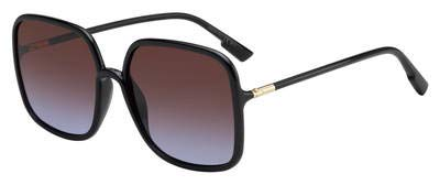 Dior Sonnenbrillen STELLAIRE 1 Black/Violet Shaded Damenbrillen