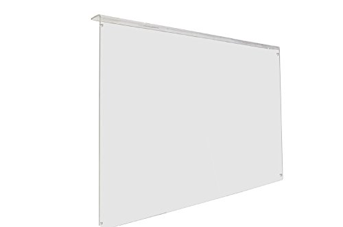 WHITELIGHT TV Shield 32-inch Screen Protector for LED, LCD, 3D, PlasmaTV/TV Safety Glass/Screen Guard/Screen Protector for LED/LCD/3D/PLASMA TV,Crystal Clear