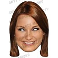 Sam Faiers Celebrity Mask From TOWIE (The Only Way Is Essex) (máscara/ careta)