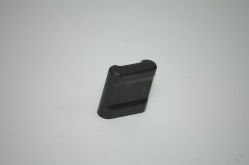 10 Stück Griff Möbelgriff Schrankgriff Metall mit Gummi