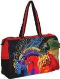 travel-bag-zipper-top-21x8x15-wild-horses-of-fire