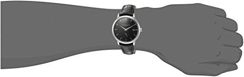 e27e2c417 Raymond Weil Men's 'Toccata' Quartz Stainless Steel Casual Watch,  Color:Black (Model: 5484-STC-20001