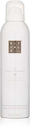 RITUALS The Ritual of Sakura Foaming Shower Gel gel de ducha en espuma 200 ml