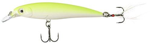 Rapala X-Rap 8 cm 10 cm Wobbler Kunstköder Lure Hecht Zander Farbe SFCU - Silver Fluo Chartreuse UV, Größe 10 cm (Chartreuse Zander)