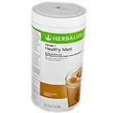 Soja-babynahrung (Herbalife Formula 1 Nutritional Shake Cafe Latte (2 x 550g))
