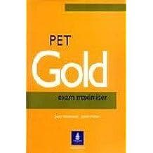 PET Gold Exam Maximiser without Key: No Key