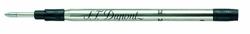 st-dupont-medium-jumbo-ballpoint-refill-black-pack-of-2