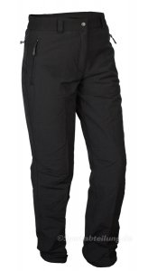 Hot Sportswear Stretch Thermo Pantalon Femme Oregon, Noir