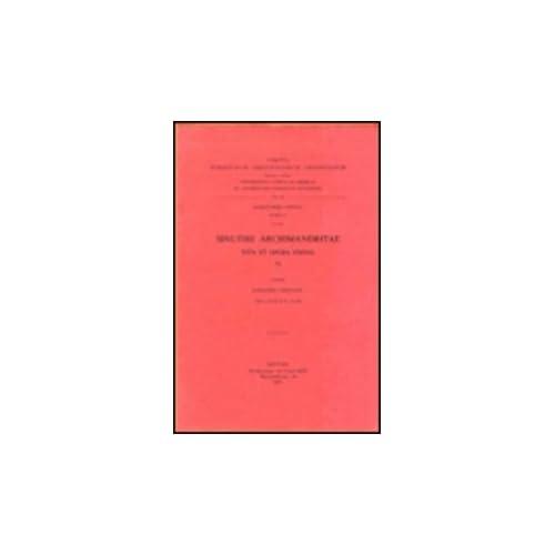 Sinuthii Archimandritae Vita Et Opera Omnia, III. Copt. 2. = Copt. II, 4