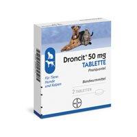 Droncit Tabletten für Hunde/Katzen - 2