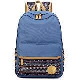 Leaper Casual Style Lightweight Canvas Laptop Bag/Cute backpacks/ Shoulder Bag/ School Backpack/ Travel