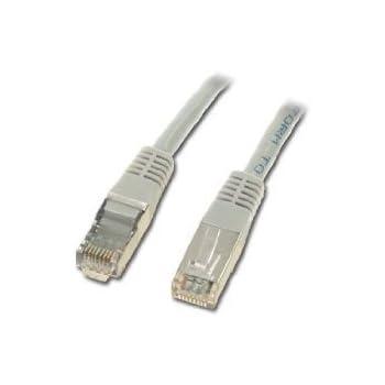 Câble Réseau (Cat.6 ) Ethernet Droit Blindé - 2m