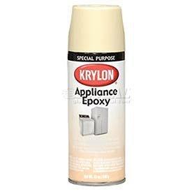 krylon-appliance-epoxy-paint-almond-lot-of-6-by-krylon