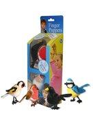 The Puppet Company-Marioneta de Dedo en Caja Set de Regalo Collection, diseño de pájaros