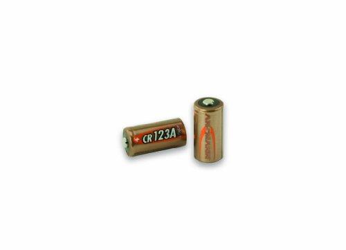 Ansmann Batterie Lithium CR123 A