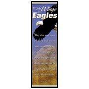 mit Flügeln als Adler Lesezeichen (Paket von 25) (Auf Den Flügeln Des Adlers Buch)