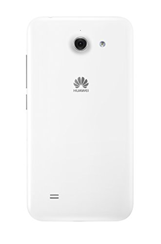 "Huawei Y550 - Smartphone libre Android (pantalla 4.5"", cámara 5 Mp, 4 GB, Quad-Core 1.2 GHz, 1 GB RAM), blanco"