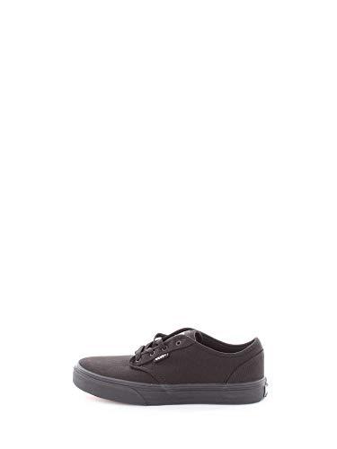Vans Y Atwood Sneaker, Black, 5 Junior