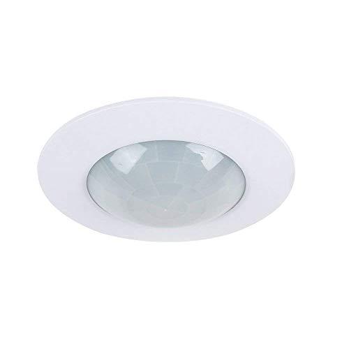 Luz de Techo Empotrada MiniSun con Enchufe Sensor Detector de Movimiento y...