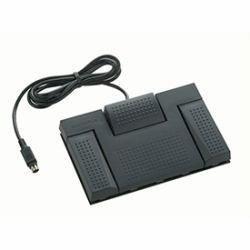 OLYMPUS RS28H USB-Fussschalter mit 3 Pedalen
