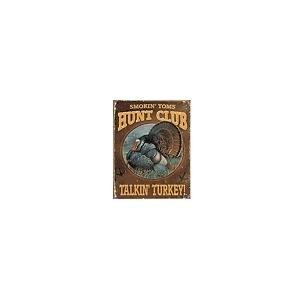 smokin-toms-hunt-club-talkin-turchia-scenic-tin-sign-by-sam-timm