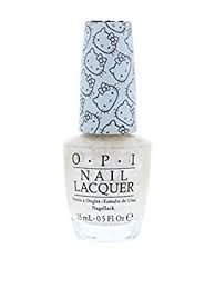 OPI Nagellack Kitty White Hello Kitty by