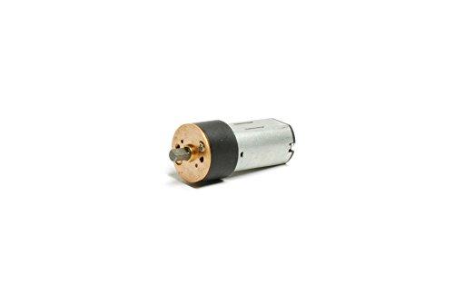 Preisvergleich Produktbild Micro Getriebemotor 6V 1:134 112 U/min 3,00 Ncm 30 x 14 x 14 mm Mini