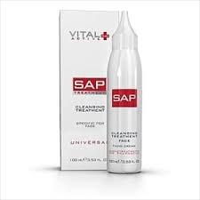 SAP Vital Plus - Limpiador líquido en crema, 100ml