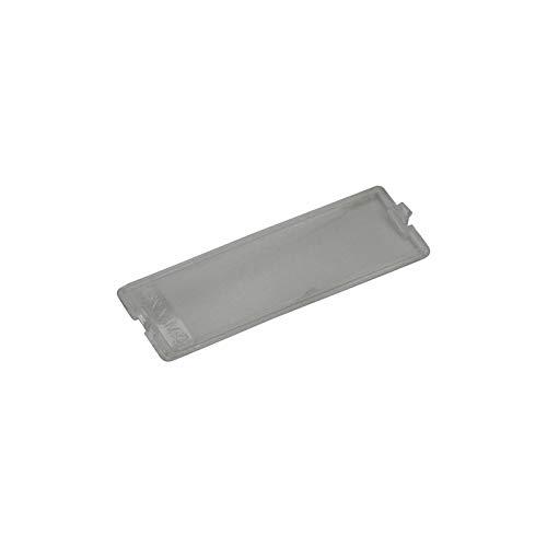 Lampenabdeckung 155x50mm 482000009231 Bauknecht, Whirlpool, Ikea -
